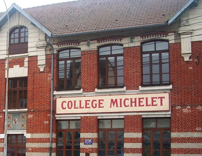 collège-michelet-Lens